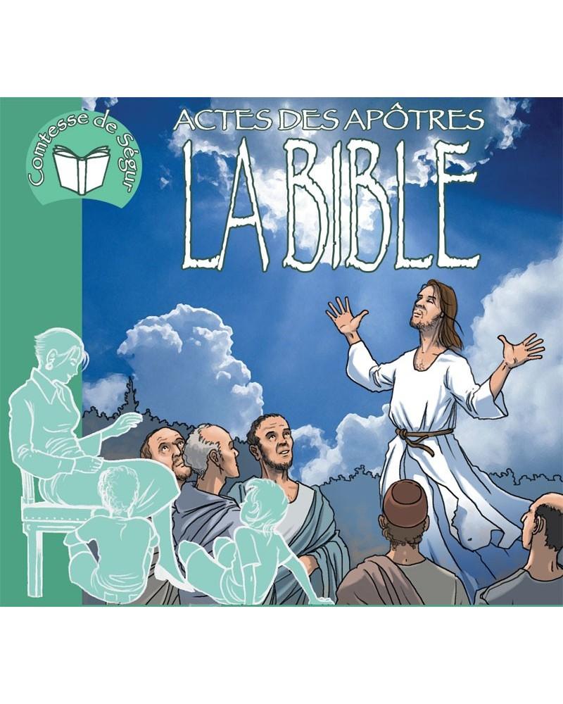 CD La Bible (Actes des Apôtres)