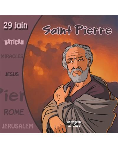 Ecoutez la vie de Saint Pierre racontée en CD aux enfants ...