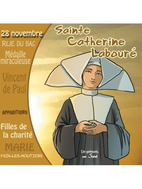 CD Sainte Catherine Labouré