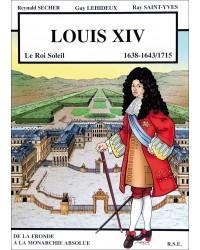BD Louis XIV le Roi Soleil