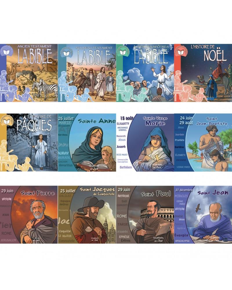 12 CD sur les origines de la chrétienté