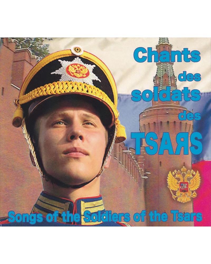 Chants des soldats des tsars - CD