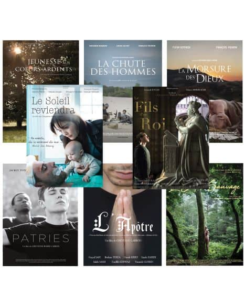 Les 8 derniers films de Cheyenne Carron en DVD