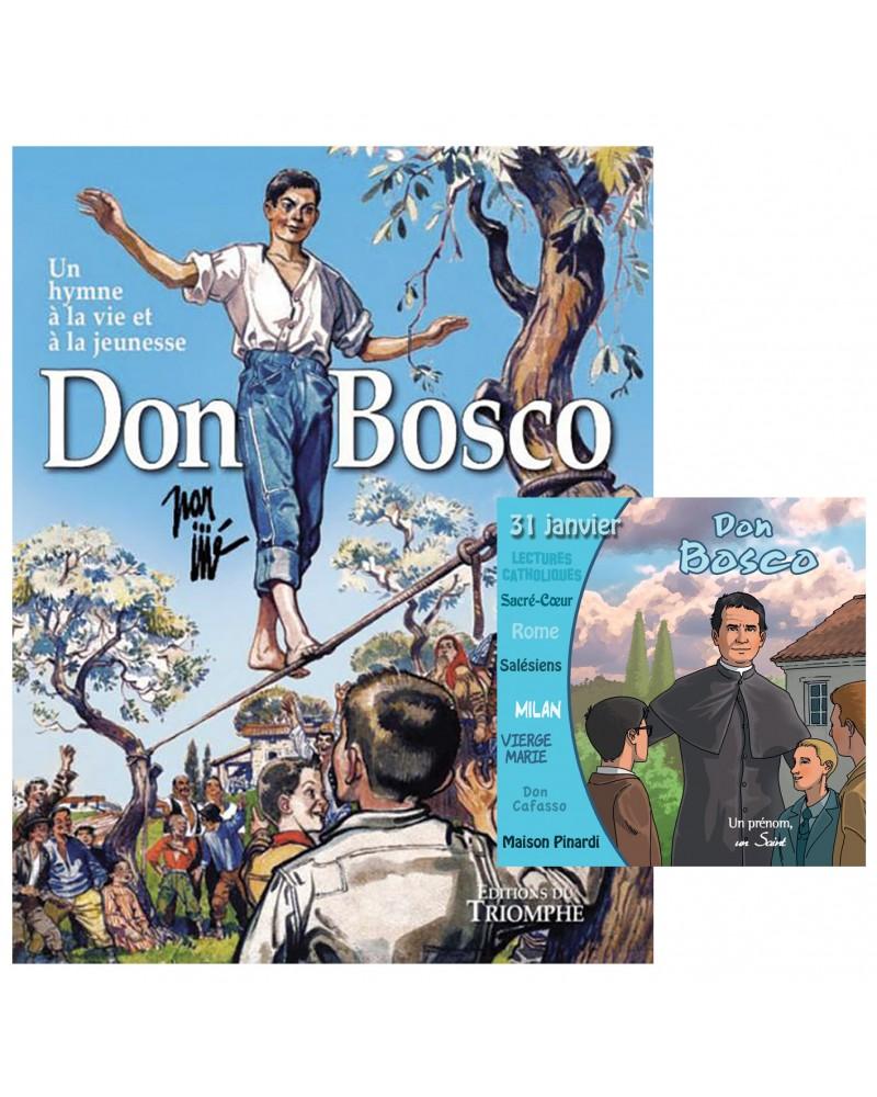 BD + CD Don Bosco