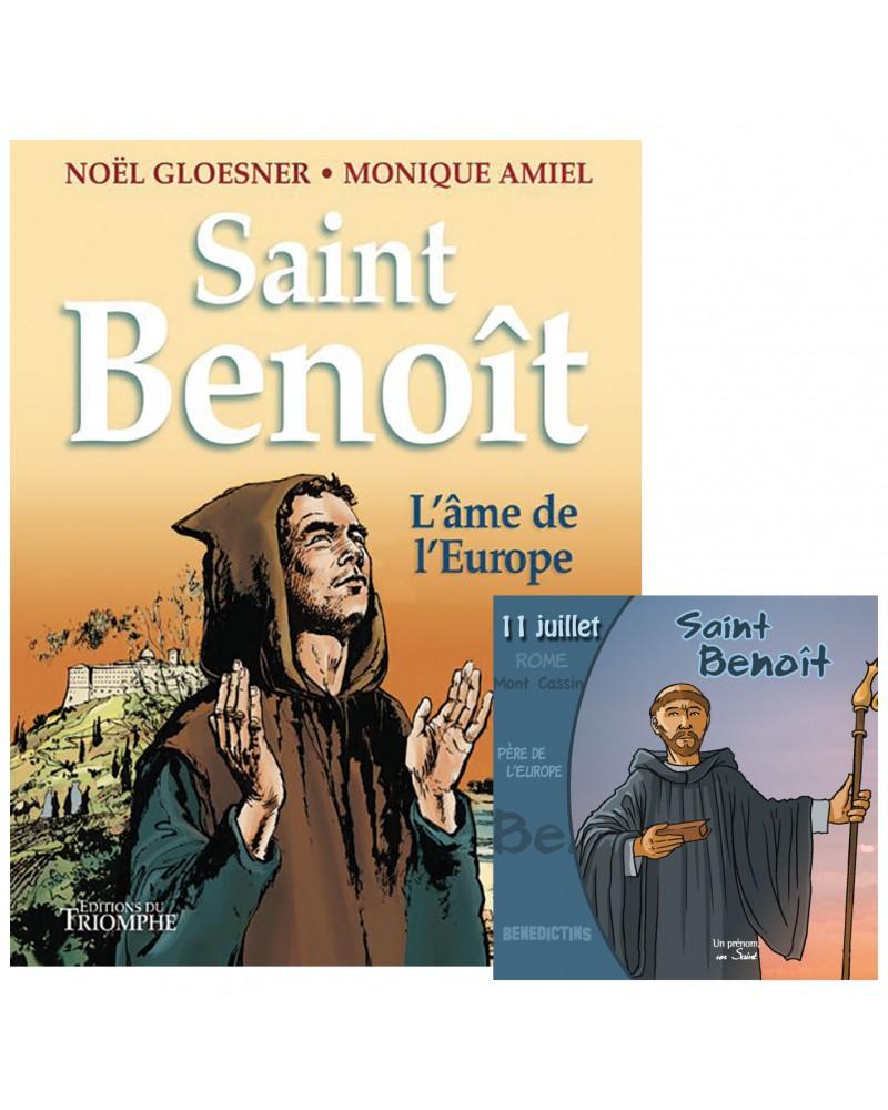 BD + CD Saint Benoit