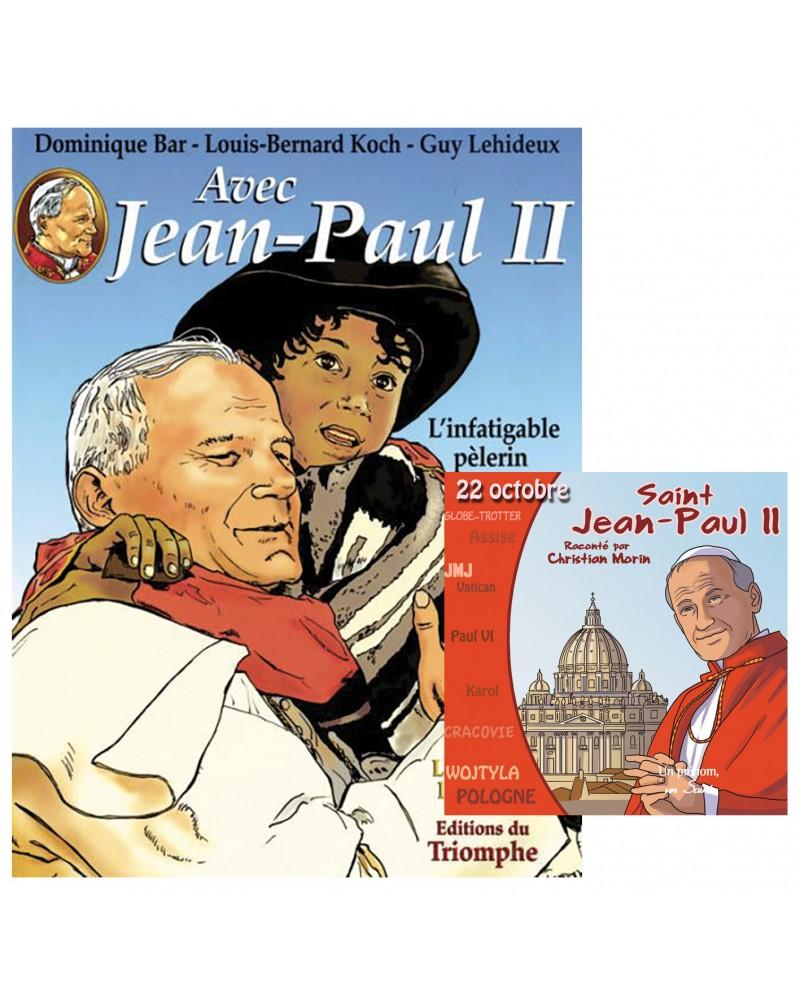 BD + CD Jean-Paul II