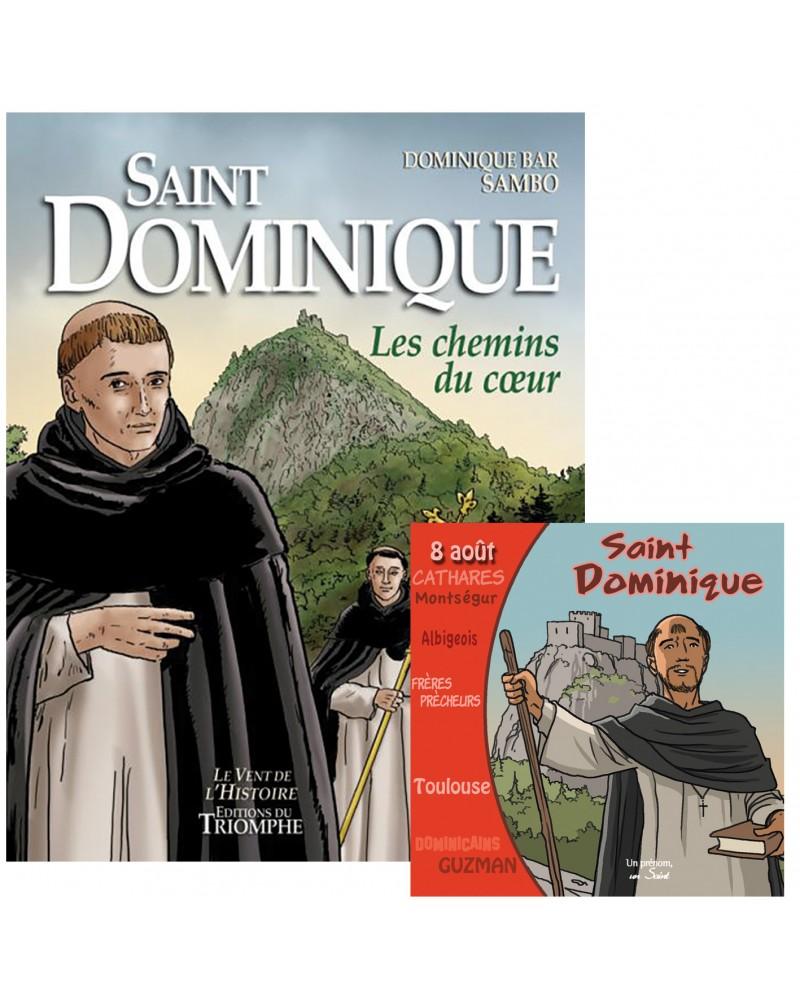 BD + CD Saint Dominique