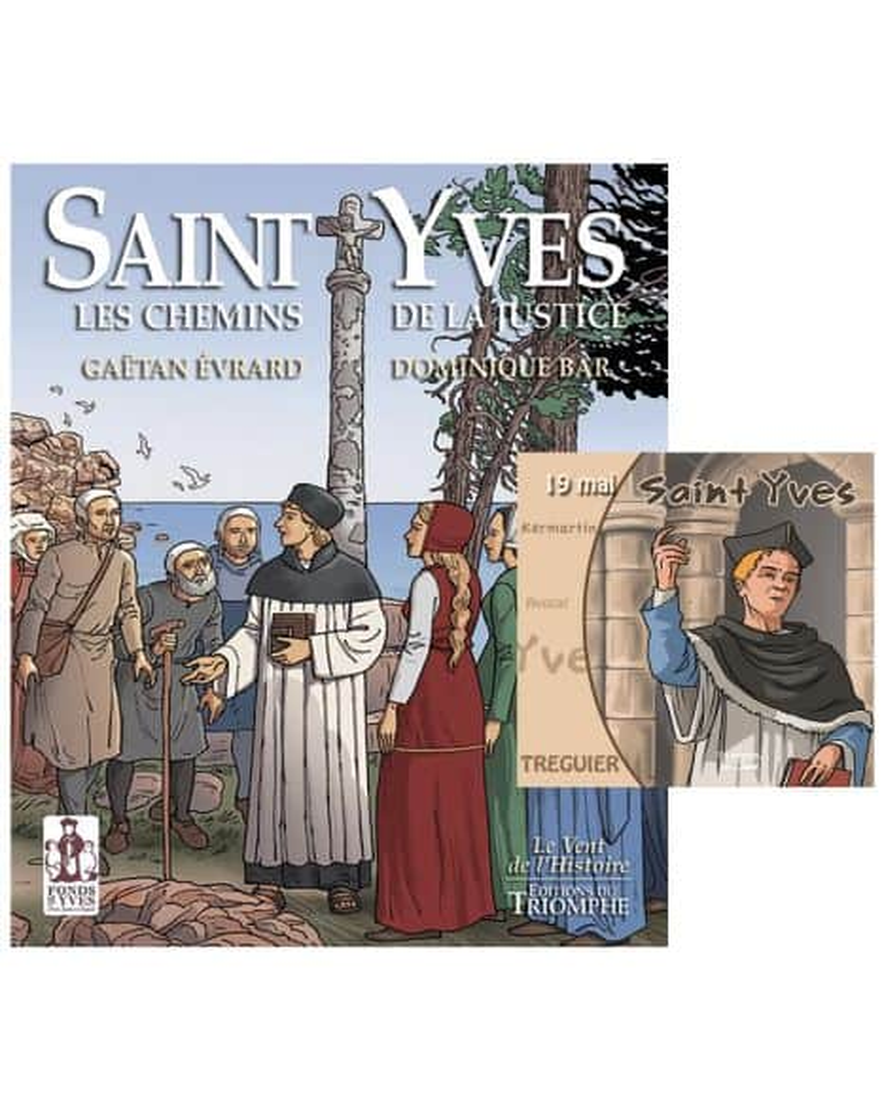 BD + CD Saint Yves