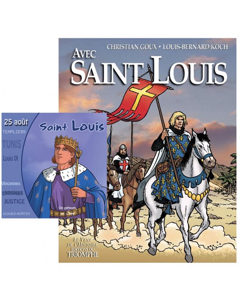 BD + CD Saint Louis