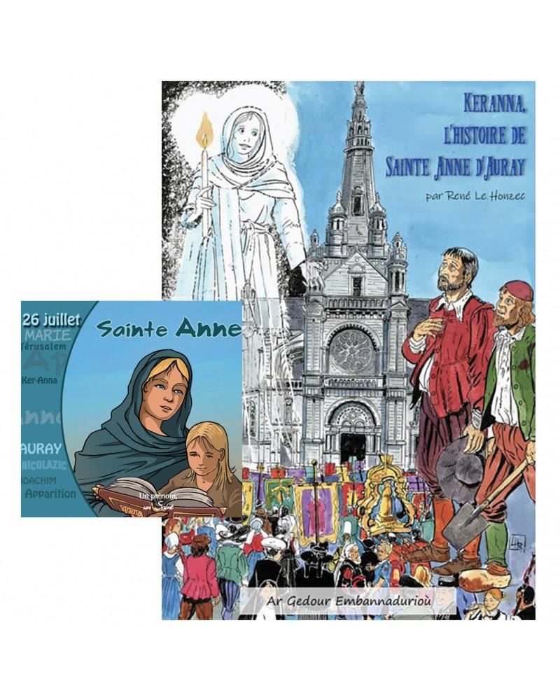 BD + CD Sainte Anne